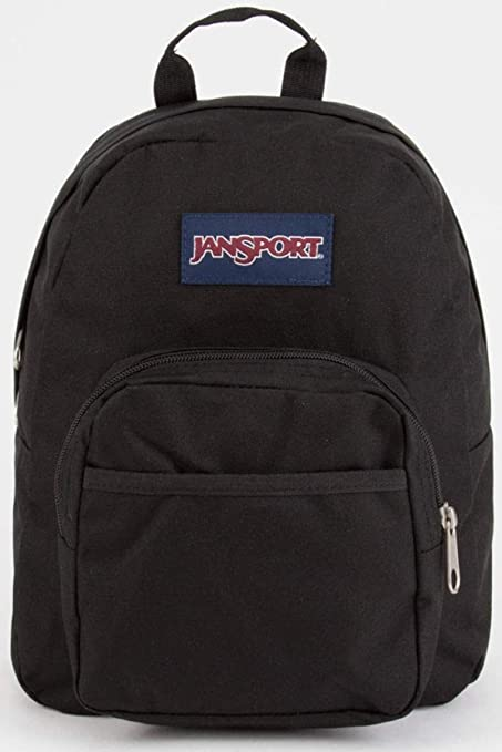 lowest price up-to-datestyling high quality JanSport, Half Pint Mini Backpack - One Size - (008) Black