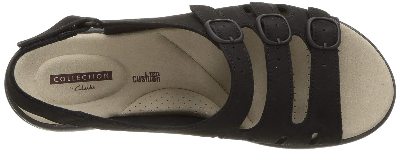 2b412034e34 Amazon.com  CLARKS Women s Saylie Quartz Sandal  Shoes