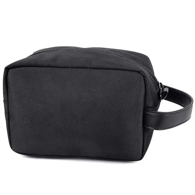 Amazon.com  Alpine Swiss Hudson Travel Toiletry Bag Shaving Dopp Kit Case   Clothing 05ebb4fd9df02