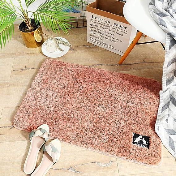 Amazon.com: Mome🎉Bath Rugs🎉 1PC Super Absorbent Bath Mat ...
