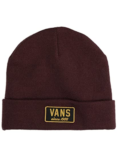 GORRA VANS BREAKIN CURFEW BE PORT ROYALE U Granate: Amazon.es ...