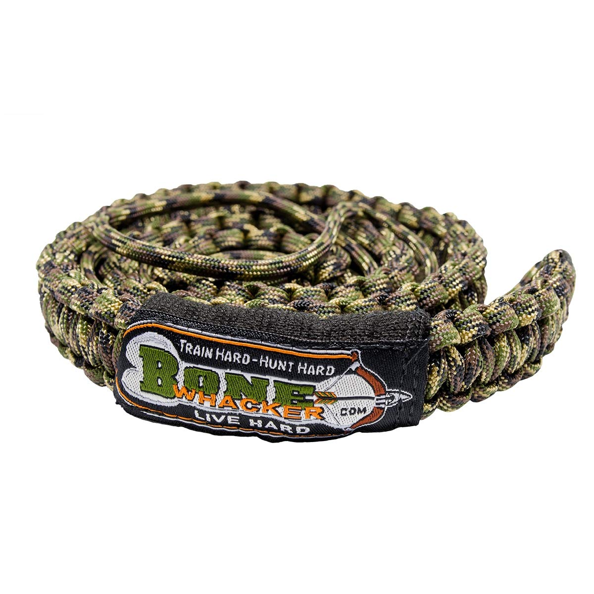 My Sling-A-Ling Pro-Series Bow Sling by BONEWHACKER.com - Neo-Magnetic, Paracord - Comfortably carry your bow and shoot without ever removing from your bow (Camo)