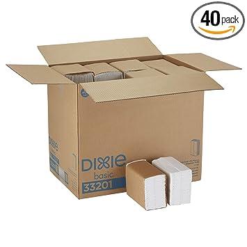Amazon Com Georgia Pacific Hynap 33201 White Tall Fold Dispenser