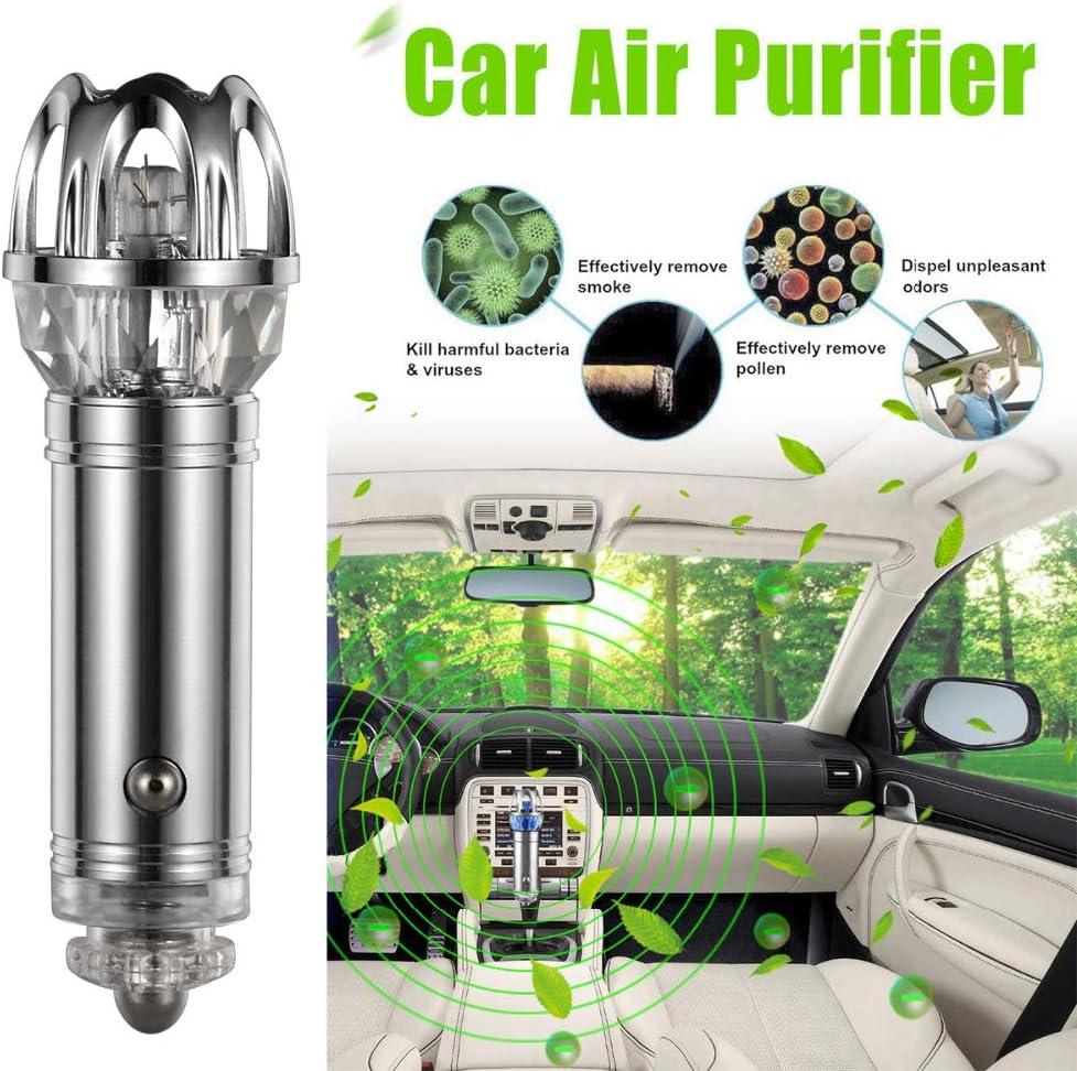 Amazon.es: Purificador de Aire de Coche Limpiador de Aire ...