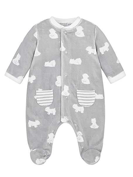 Mayoral 18-02724-016 - Pijama para bebé niño 1-2 Meses