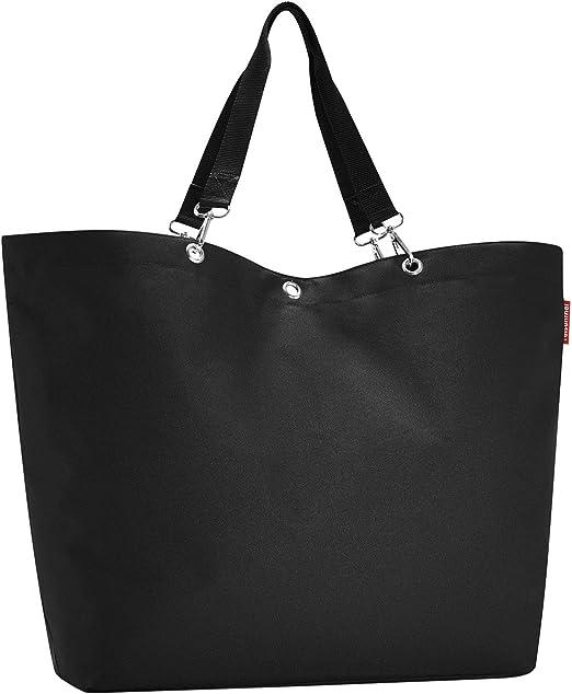 Reisenthel Shopper - bolsa de playa XL, para hombro, 35 l, negro: Amazon.es: Hogar