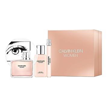 Edp Klein Eau Set Woman De Calvin Parfum 100mlBody Lotion Gift shrdxBtCQ