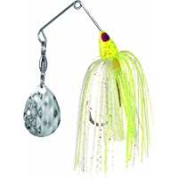 Strike King Mini-King Spinnerbait – Hoja de Diamante de Color único