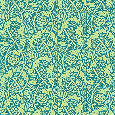 Earthly Spring by amyvail - Custom Fabric with Spoonflower - Printed on a Variety of Cotton Fabrics by the Yard
