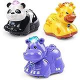 VTech Go! Go! Smart Animals - Zoo Animals 3-pack