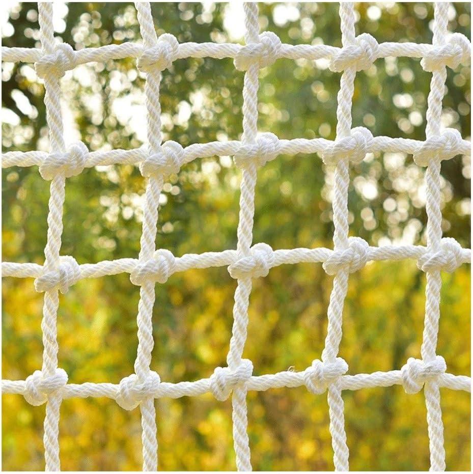 ロープネットクライミングロープネット/階段園芸植物安全なネット/遊び場幼稚園保護用ネット/壁飾りネット (Color : 5cm, Size : 2*3m) 5cm 2*3m