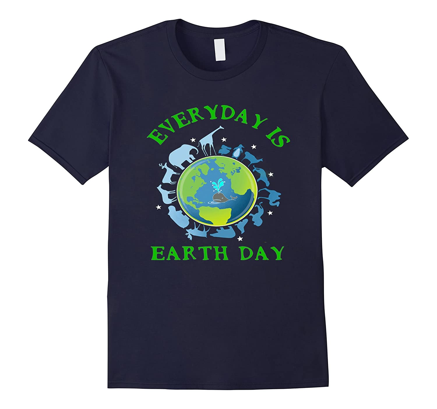 Animals on Earth Science March Earth Day Is Every Day 2017-CD