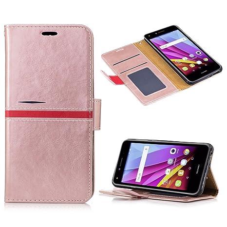 Erdong® Tapa Funda para Huawei Y6 II Compact 5.0