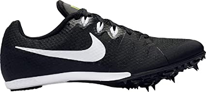 online store dacd1 a9300 NIKE Mens Zoom Rival MD 8 Track and Field Shoes(Black White, 6