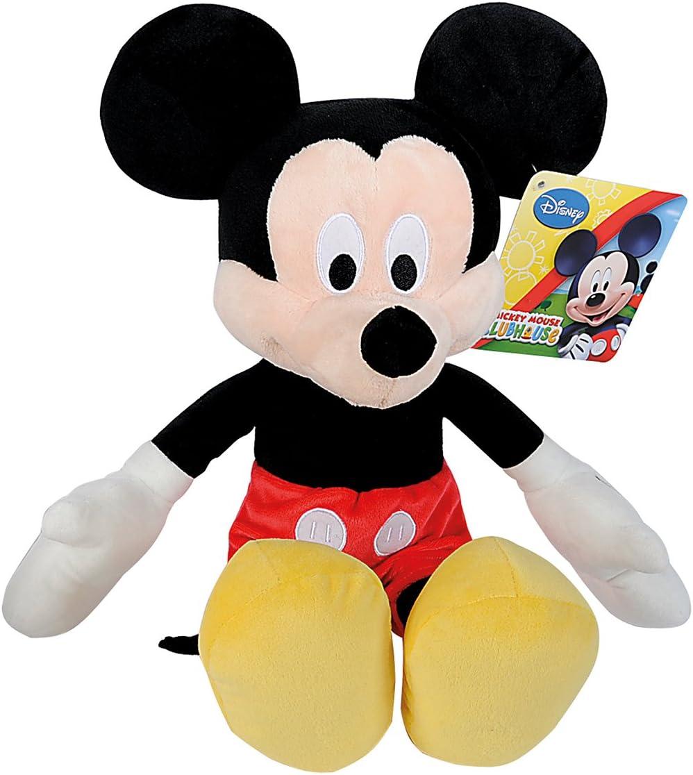 Simba 6315879084 Disney Mickey Mouse Club House Basic - Peluche de ...