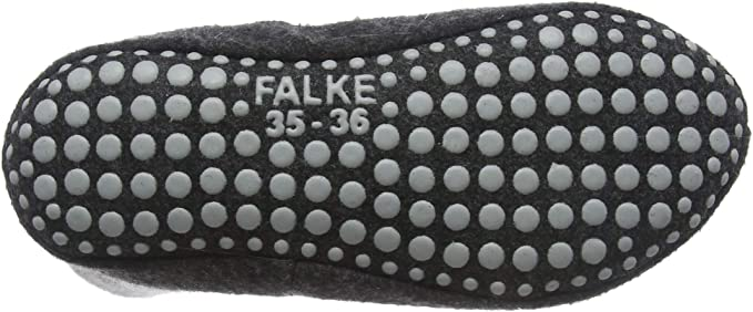 taglie UK Falke Donna cosyshoe Calzini Antiscivolo 90/% LANA VERGINE più colori