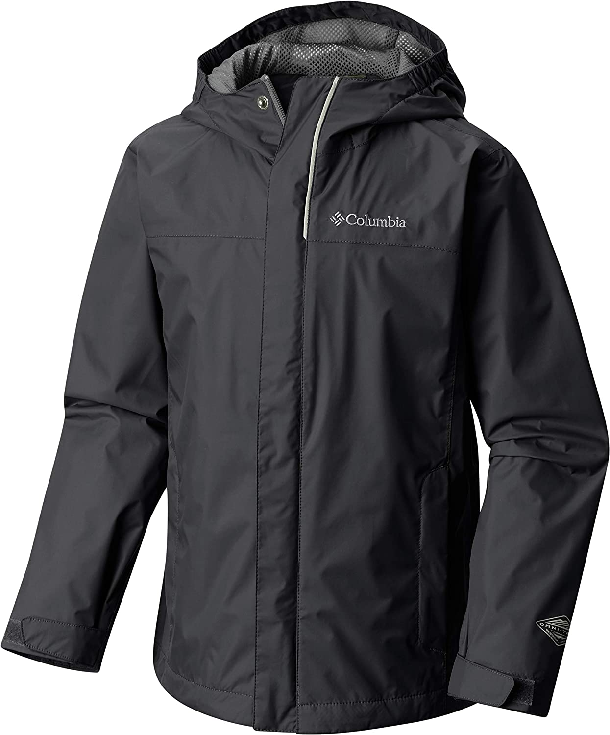Columbia boys Breathable Watertight Jacket: Clothing
