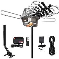 $42 » Digital Outdoor Amplified HD TV Antenna 150 Miles Long Range - Support 4K 1080p Fire Stick…
