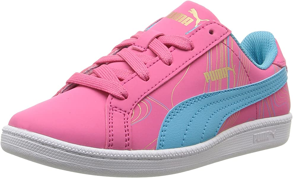 030fbca7d50 PUMA Smash Fun Buck Marble Kids Sneaker