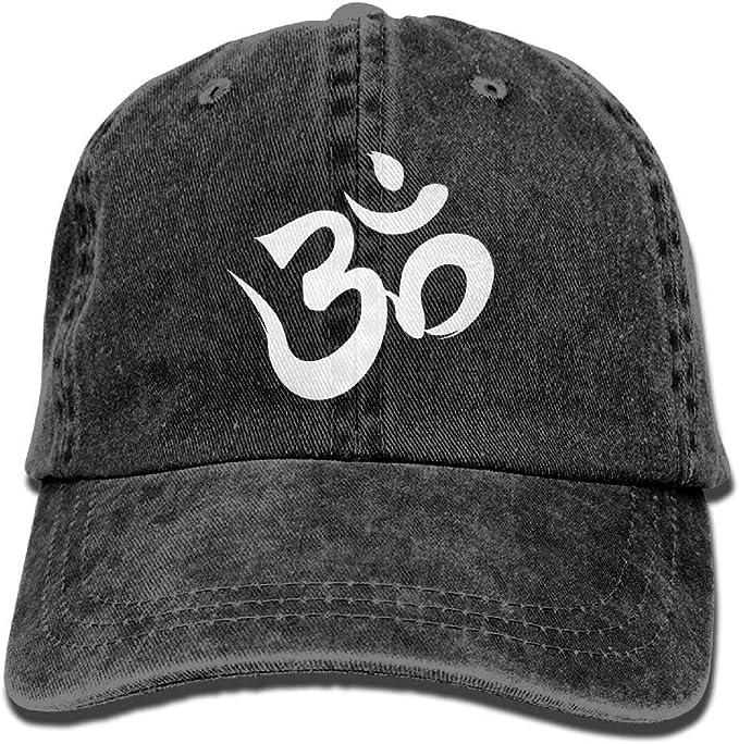 Om Symbol - Gorra de béisbol para Hombre y Mujer, diseño de ...