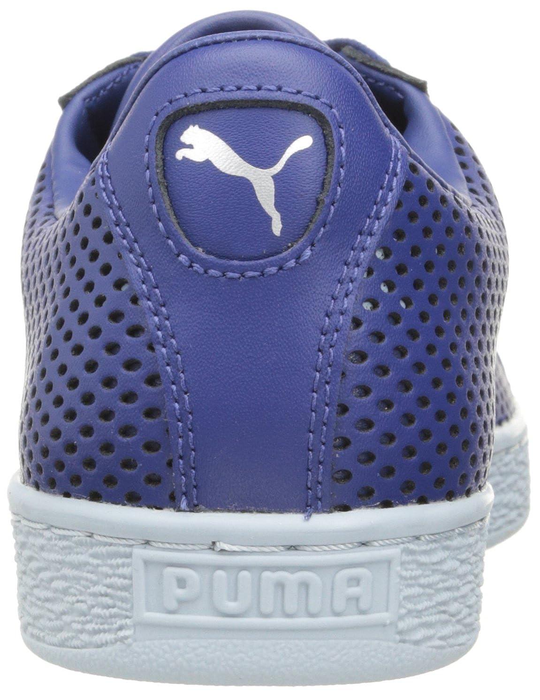Puma Men's Basket Basket Basket Classic Summer Shade Fashion Turnschuhe, Twilight Blau, 6.5 M US 464950