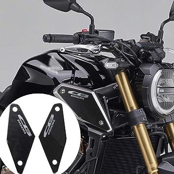 PRO-KODASKIN 3D Printing Fuel Tank Side Frame Guard Cover Pad Protector Tank Pad Sticker Decal Fit for Honda CB650R CB 650R 2019-2020