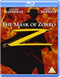 The Mask of Zorro [Blu-ray] [2010] [Region Free]
