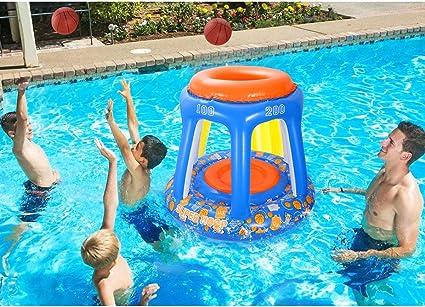 Amazon.com: iBaseToy - Juego de juguetes hinchables de ...