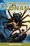 Savage Sword of Conan Volume 18 (The Savage Sword of Conan)