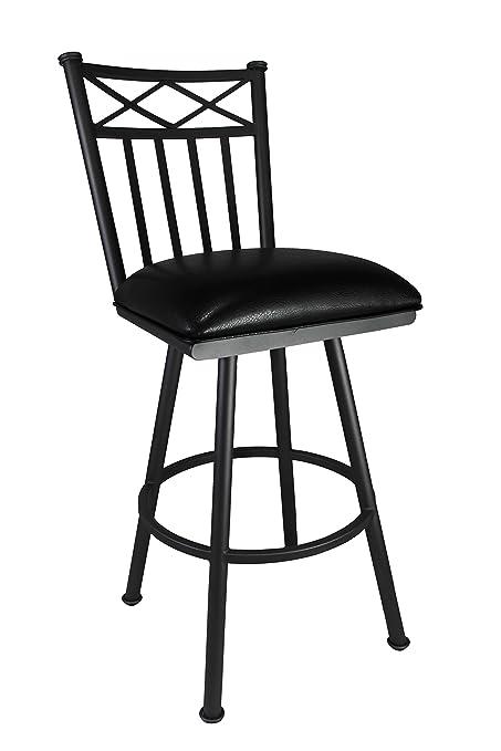 Amazon Com Callee Inc Arcadia Swivel Barstool 26 Inch Seat Height