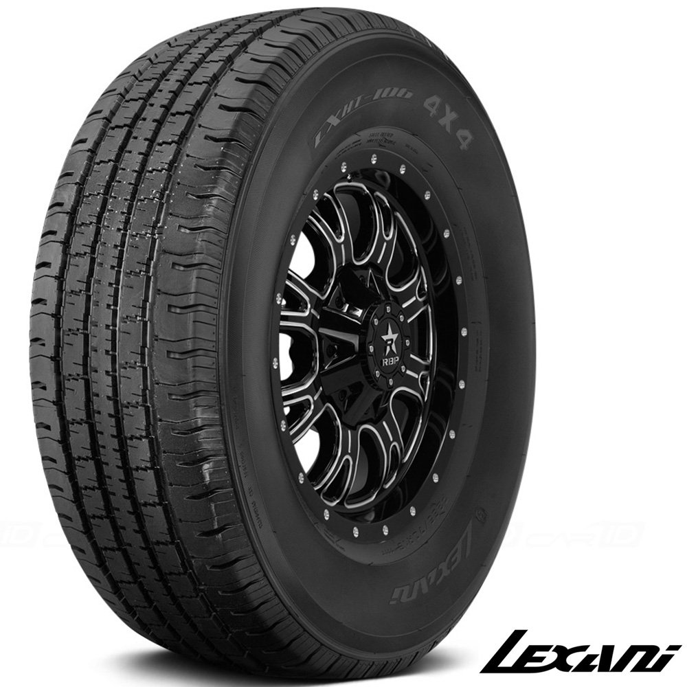 Lexani LXHT-106 All-Season Radial Tire - P215/70R16 99T LXG1061608