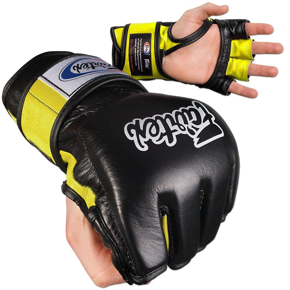 Fairtex Ultimate Combat Open Thumb MMA Gloves