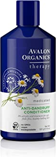 product image for Avalon Organics Medicated Anti-Dandruff Conditioner, 14 oz.