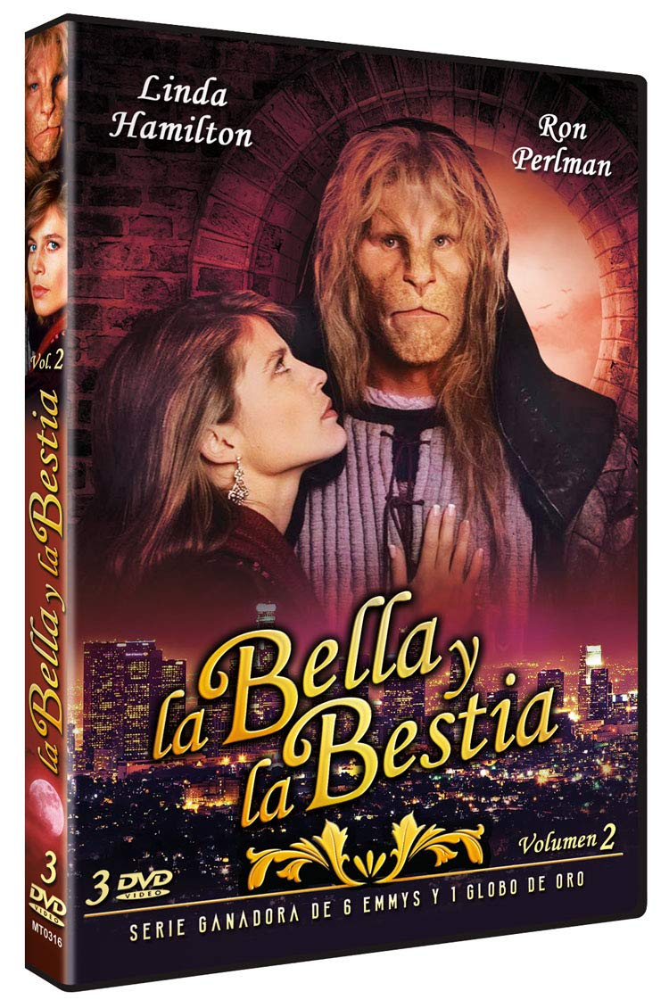 La Bella Y La Bestia. Volumen 2. Beauty And The Beast . DVD ...