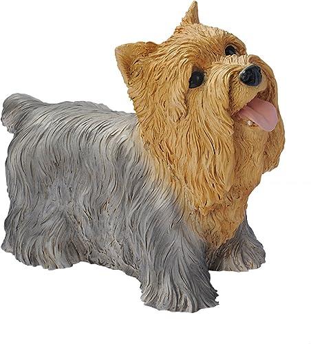 Design Toscano Yorkshire Puppy Dog Statue