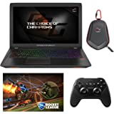 "ASUS ROG 15.6"" Full HD Gaming Notebook Computer, Intel Core i7-7700HQ 2.8GHz, 16GB RAM, 1TB HDD, NVIDIA GTX 1050 4GB GDDR5, Windows 10 Home, ROG Neon Orange Black"
