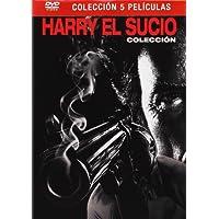Pack Harry El Sucio [DVD]