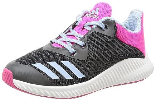 timeless design d2f9c 9be35 adidas FORTARUN K BA9490 enfant (garçon ou fille) Chaussures de sport, gris  28