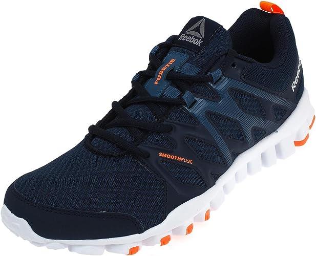 Reebok Chaussures Realflex Train 4.0 Bleu Homme: