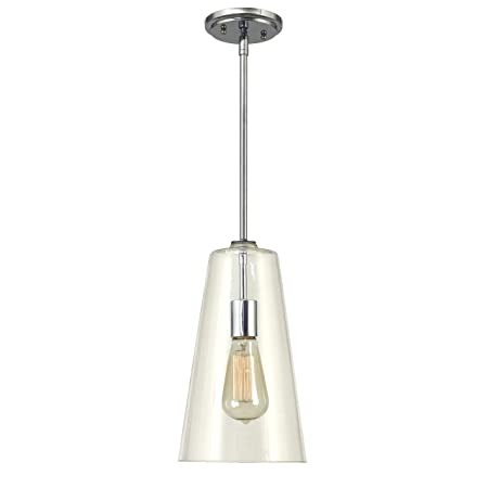 Kenroy Home 91578CH Boda Pendant Light, One Size, Chrome Finish