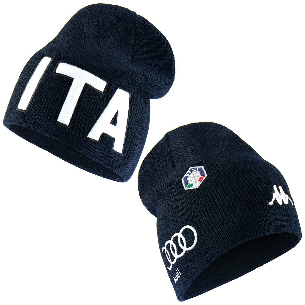 Kappa Men's 6cento Spike FISI Beret 302MS30