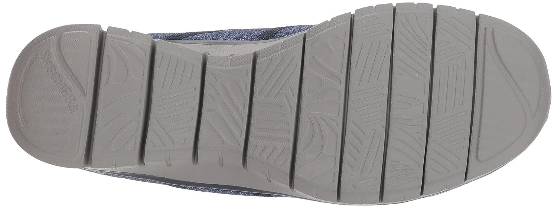 Skechers Women's Ez Flex Renew-Bright Days US|Nvy Sneaker B07B2L3GDS 6 B(M) US|Nvy Days f98829
