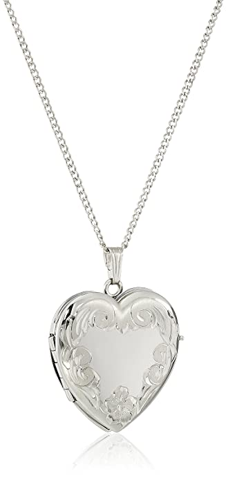 heart gold lockets lorraine gf filled locket c