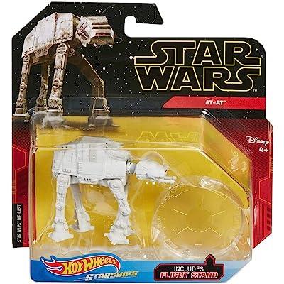 Hot Wheels Star Wars Starships Imperial at-at: Toys & Games [5Bkhe0903709]