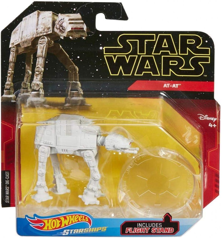 Hot Wheels Star Wars Starships Imperial at-at