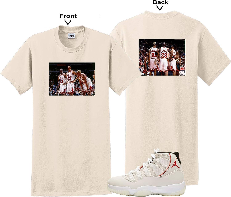 Jordan 11 XI Platinum Tint RED