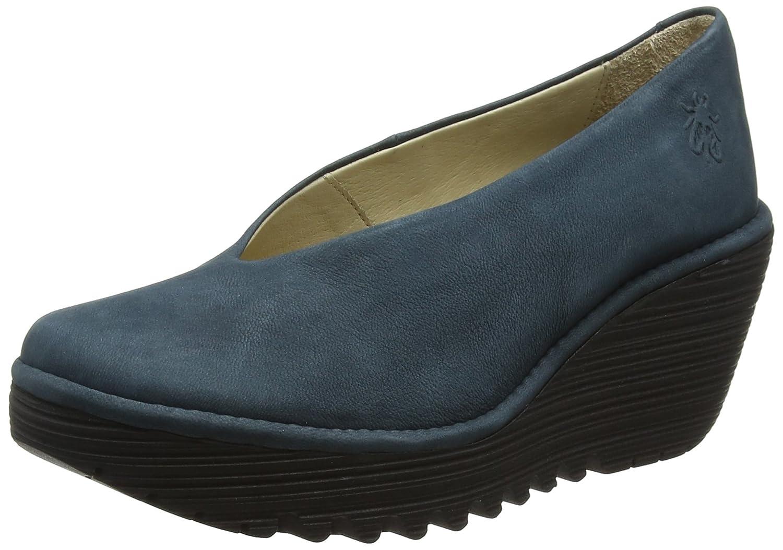 Fly London P500025210, Zapatos de Cuña Mujer 42 EU (talla del fabricante: 9 UK)