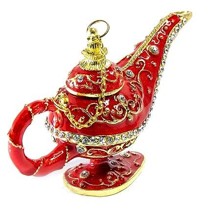 mesa Lampara de La magicaAladino Maravillosa arabe Aladdin FT1cJlK