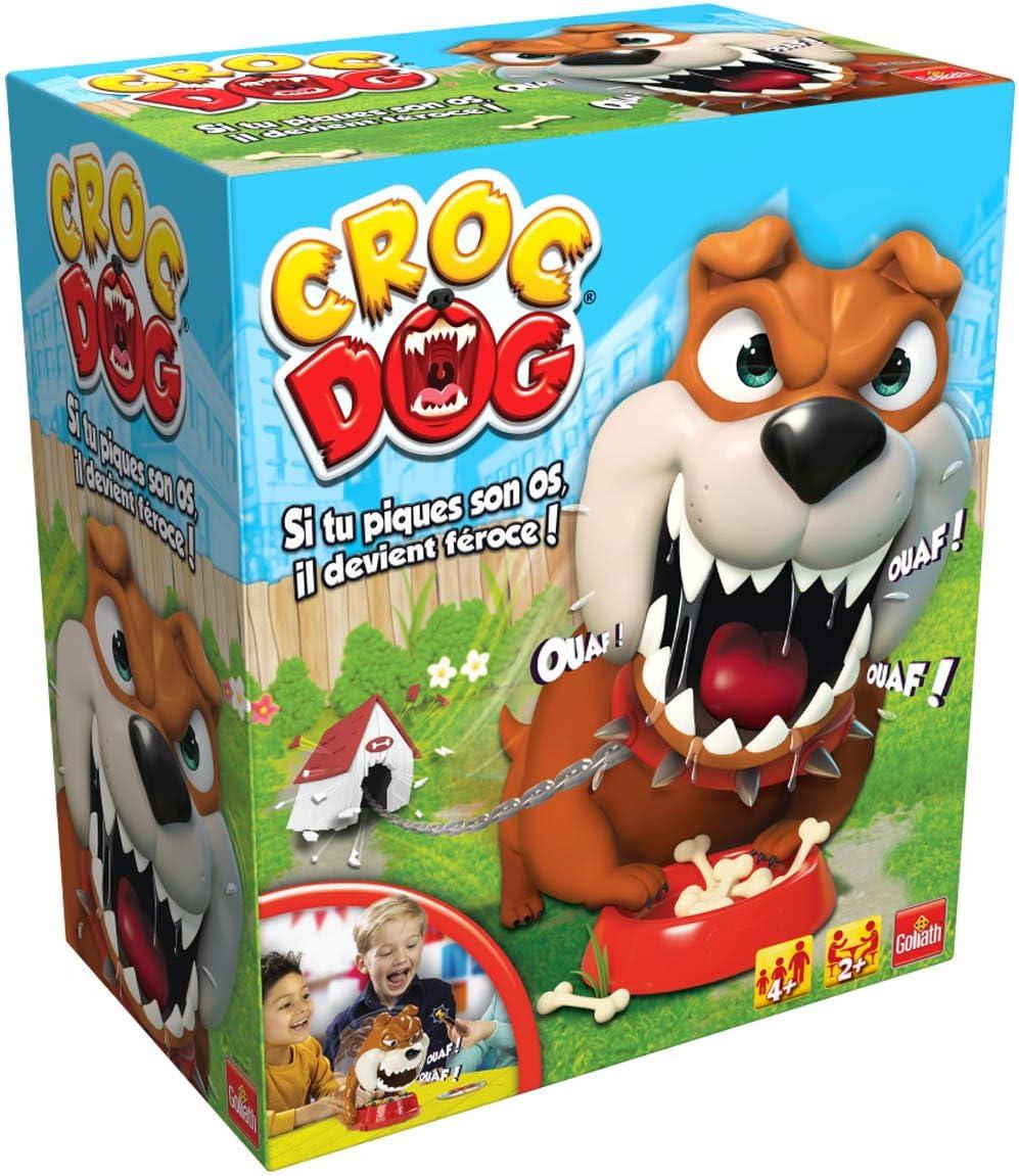 Jouet Croc Dog Goliath en promotion