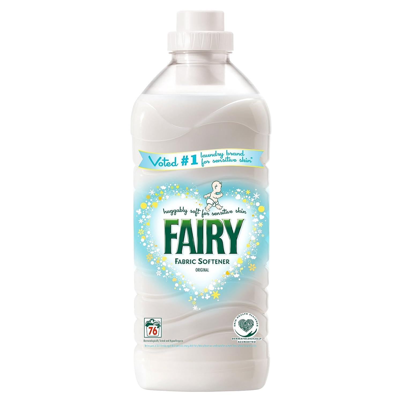 Fairy Fabric Conditioner Original Gentle Formula Ideal for